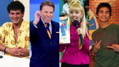 Luis Ricardo, Mariane e Yudi foram revelados por Silvio Santos