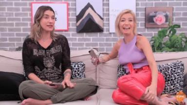 A youtuber Gabriela Pugliesi e Luiza Possi