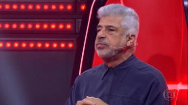 """Lulu Santos no """"The Voice Brasil"""""""