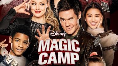 Divulgação de Magic Camp