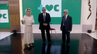 """Ana Maria Braga e convidados no """"Mais Você"""""""