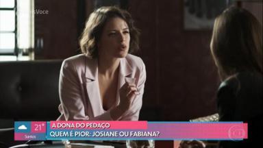 Josiane e Fabiana