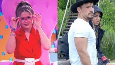 Maisa Silva comenta assédio de Lucas Viana em Hariany Almeida no reality show A Fazenda 2019