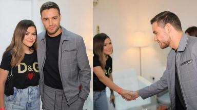 Maisa e cantor do One Direction