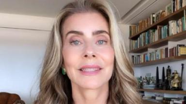 Maitê Proença tem gravado vídeos para o Instagram