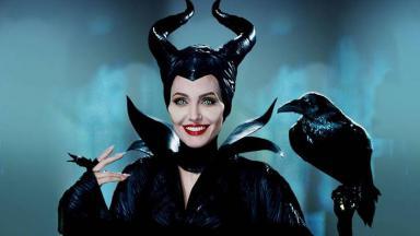 Angelina Jolie como Malévola
