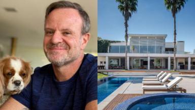 Rubens Barrichello espera vender casa de R$ 22 milhões há cerca de um ano