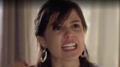 Manuela grita com o marido