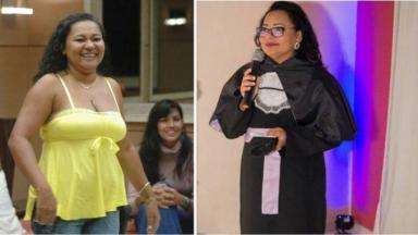 Mara Viana do BBB6 antes e depois