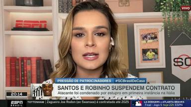 Apresentadora Marcela Rafael desabafa sobre Robinho