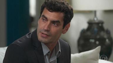 Marcelo pede para Isabel se afastar