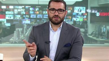 Marcelo Cosme apresenta o Em Pauta e cita Gilberto do BBB21