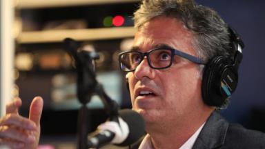 Marcelo Lins é tradutor da GloboNews