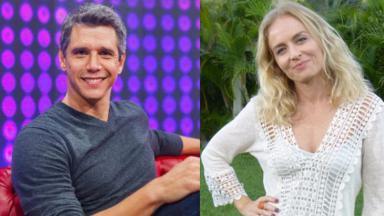 Márcio Garcia e Angélica