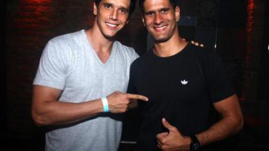 Márcio Garcia e Marcello