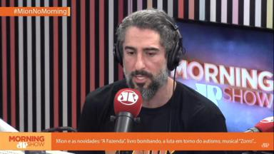 """Marcos Mion no """"Morning Show"""""""