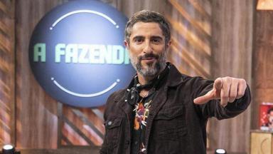 Marcos Mion apresenta A Fazenda 2020