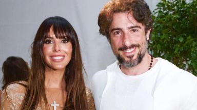 Marcos Mion e Suzana Gullo juntos