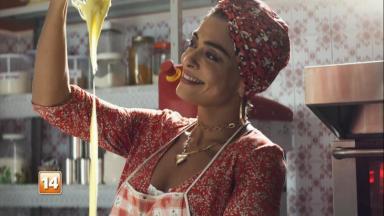 """Juliana Paes como Maria da Paz em """"A Dona do Pedaço"""""""
