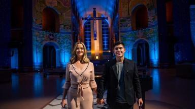 Show de Maria Cecília e Rodolfo será transmitido pela TV Aparecida neste domingo (21)