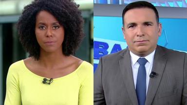 Maria Júlia Coutinho e Reinaldo Gottino