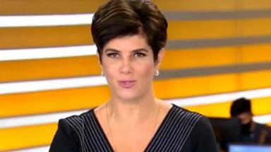 Mariana Godoy apresenta o Fala Brasil, na Record