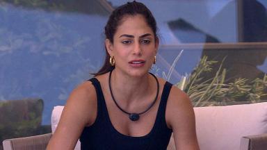 Mari fala sobre Lucas