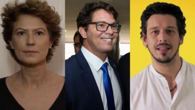 Patrícia Pillar e João Vicente de Castro estão entre os famosos que criticaram a escolha de Mário Frias para a Secretaria de Cultura