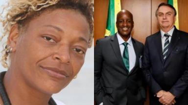 Mart'nália disparou contra Sérgio Camargo, presidente da Fundação Palmares no governo de Jair Bolsonaro