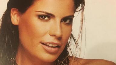 Maryeva Oliveira era uma das modelos mais admiradas do Brasil no início dos anos 2000