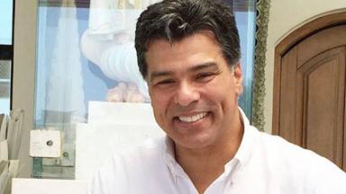 O ator Maurício Mattar