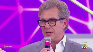 Mauro Zukerman no Teleton 2019