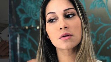 Mayra Cardi não está obedecendo as orientações médicas e pode ter que fazer nova cirurgia