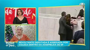 Cátia Fonseca e Mamma Bruschetta no Melhor da Tarde