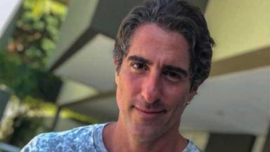 O apresentador Marcos Mion