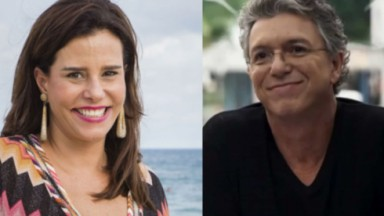 Narcisa Tamborindeguy e Boninho