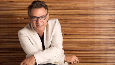 O ator Nelson Freitas