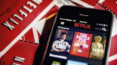 Os vários serviços por streaming