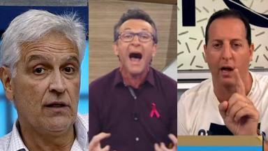 Neto, Benjamin Back e Sormani