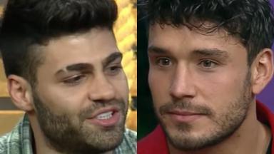Netto Rodrigues e Lucas Viana trocaram farpas durante roça em A Fazenda 2019