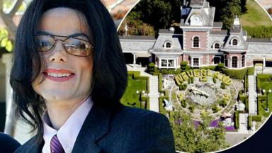 Michael Jackson e o rancho Neverland