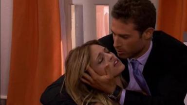 Nikki e Francisco em Amores Verdadeiros