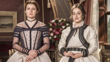 As filhas de Dom Pedro em Nos Tempos do Imperador