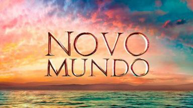 Logotipo Novo Mundo