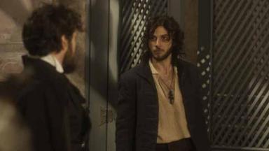 Joaquim e Thomas em Novo mundo