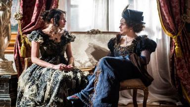 Domitila e Leopoldina