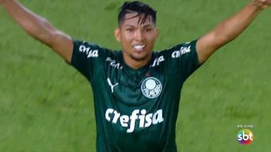 Jogador Rony do Palmeiras