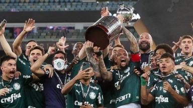 Palmeiras campeão da Libertadores