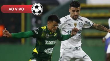 Palmeiras x Defensa Fe