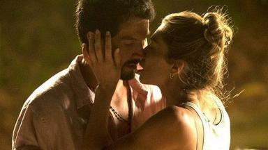 Paloma e Marcos iniciam romance oficialmente